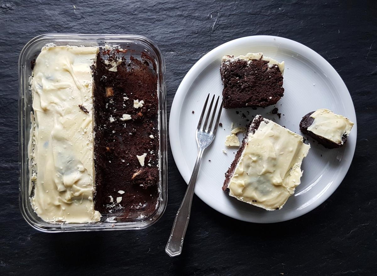Black & White Brownie