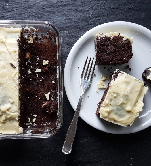 Black & White Brownie