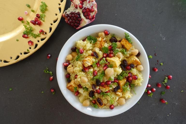 Orientalischer Couscous