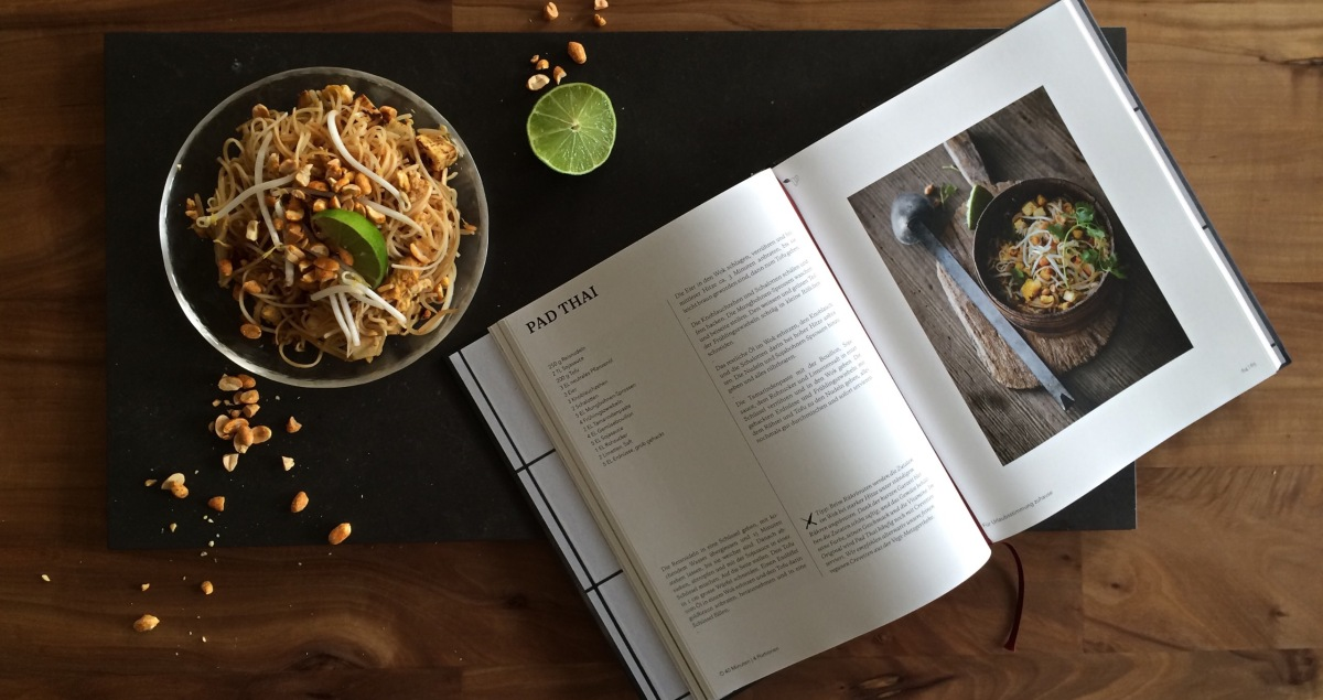 "Aus ""MEAT THE GREEN"": Pad Thai"