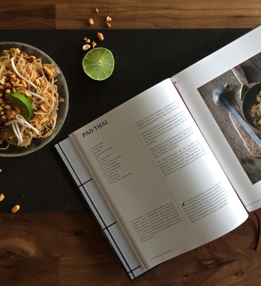 "Aus ""MEAT THE GREEN"": Pad Thai"