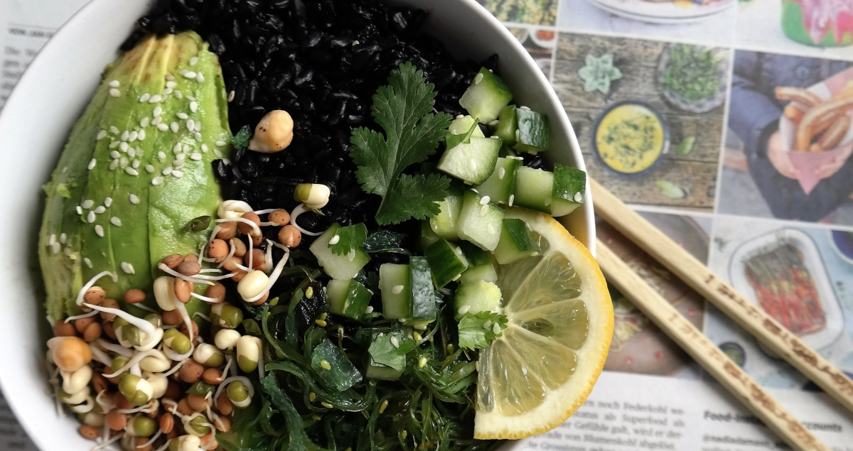 Vegan Vitamine Bowl