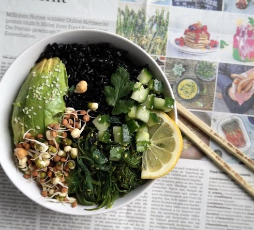 Vegan Vitamine Bowl