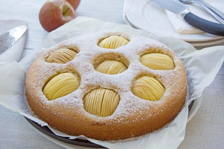 Thurgauer Apfelkuchen gutekueche.ch