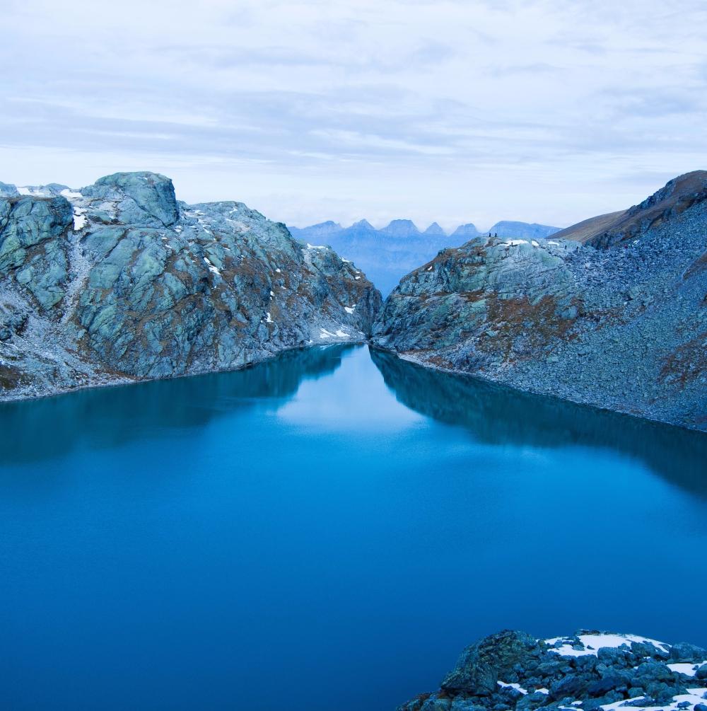 5 Seen Wanderung Pizol Wangs Schweiz