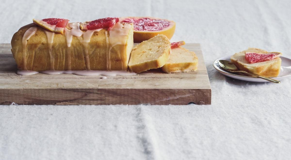 Grapefruit Joghurt Kuchen