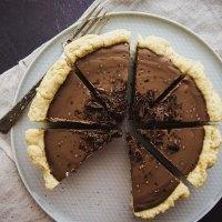 Schokoladenkuchen aus Seidentofu?