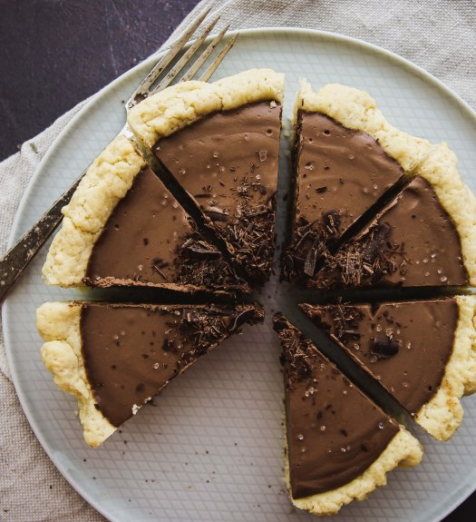 alnatura silktofu chocolate tart